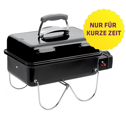 Weber Gasgrill Go-Anywhere (144€ Wert) od. 100€ IKEA Gutschein für monatlich kündbaren Strom- od. Gastarif Lifestrom Plus