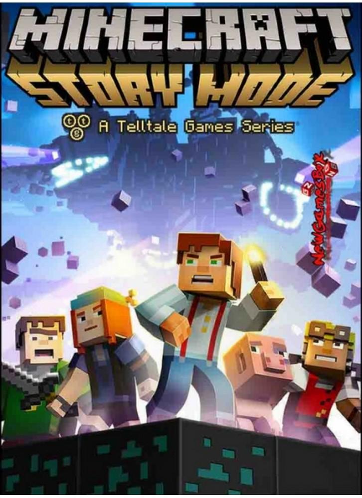 Minecraft: Story Mode Staffel 1 (Videospiel) Kostenlos für Netflix Abonnenten