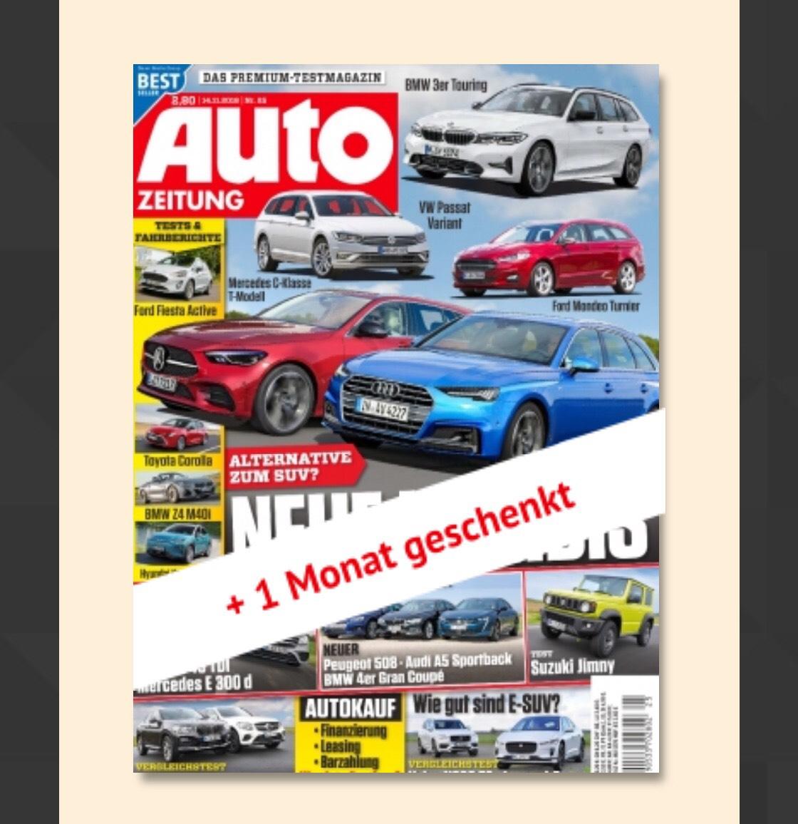 Jahresabo (25 Ausgaben) für 73,50€ + 75€ Bestchoise-Gutschein