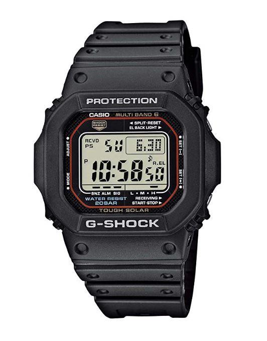 [Amazon UK] Casio G-Shock Herren-Armbanduhr Klassiker -solar- GW-M5610-1ER 80,63€ inkl. Versand