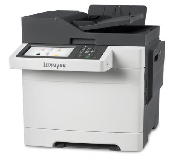 "LEXMARK Farblaser 4-in-1-Multifunktionsdrucker ""CX517de"" [OFFICE-PARTNER]"