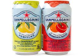 San Pellegrino Fruchtsaftgetränk, verschiedene Sorten, 330ml-Dose für 79 Cent [Lidl]