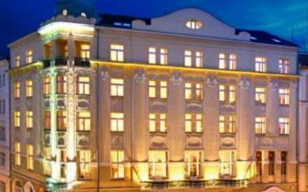 3 Tage traumhaftes Prag im Winter - Hotel Theatrino Animod 69 €