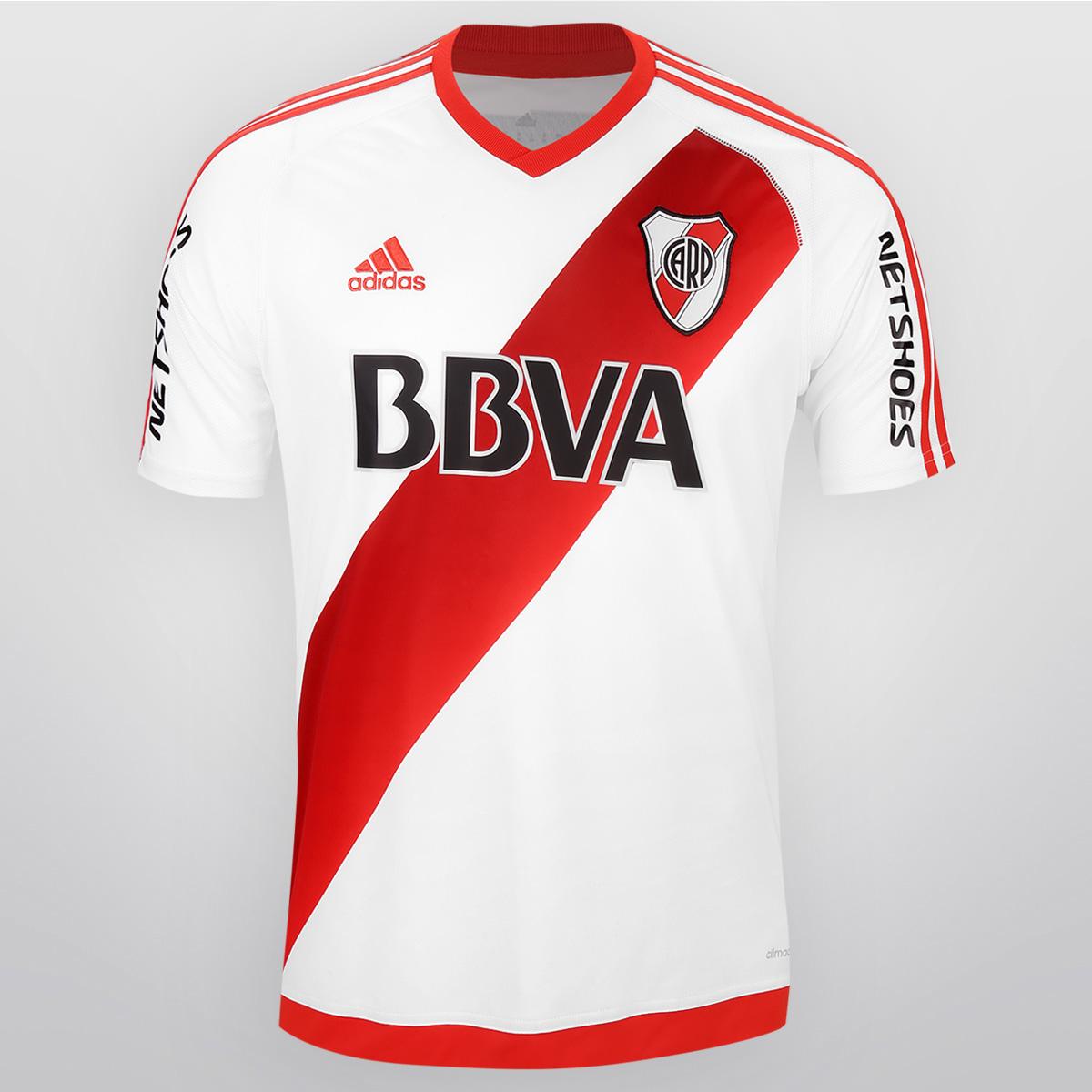 Fußball-Sale bei MandM Direct - z.B. River Plate Heimtrikot 16/17 für 18€ statt 45€