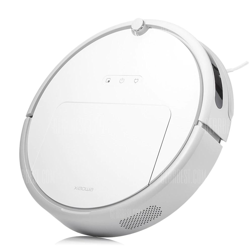 Xiaomi xiaowa lite C102 - 00 Robotic Vacuum Cleaner Staubsauger Roboter - WHITE