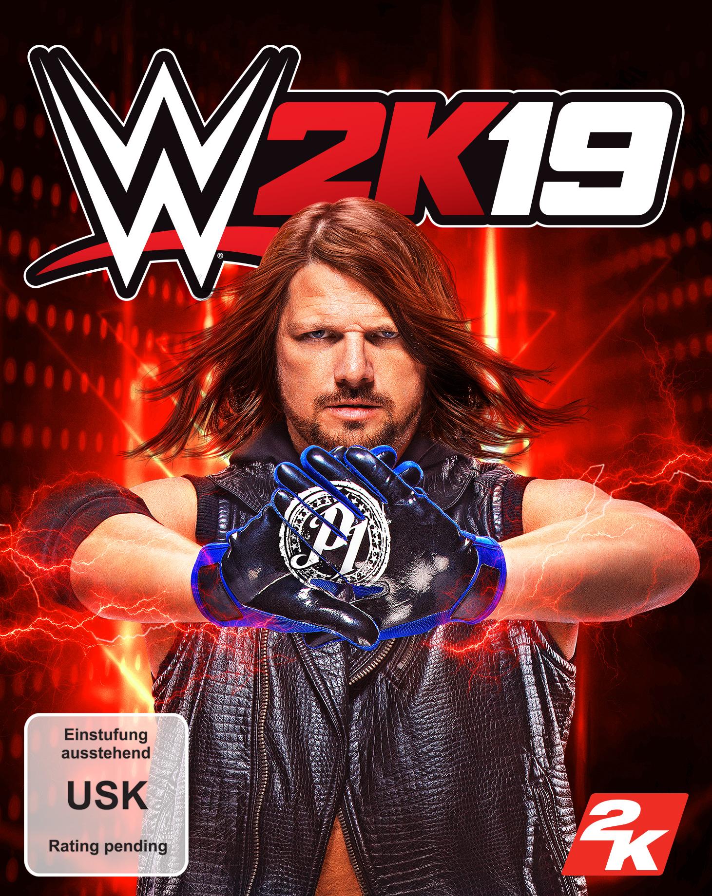 WWE 2K19 (PC Code) für 13,99€ (Amazon)