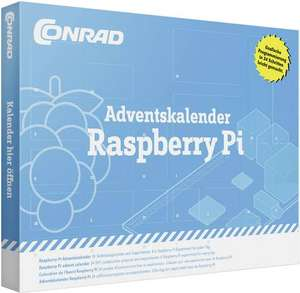 Adventskalender + Raspberry PI® 3B+