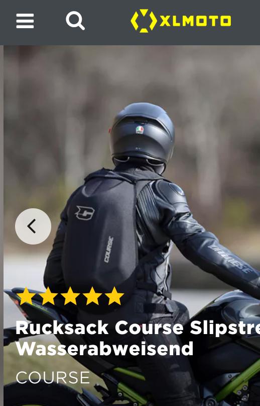 Rucksack Course Slipstream, Wasserabweisend, [verschiedene Farben] inkl. Versand