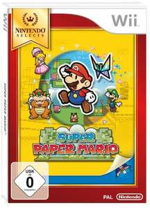 Super Paper Mario (Wii) für 17,54€ (Amazon)