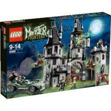 [Online] Galeria Kaufhof - 3 Lego Monster Fighter Sets (Vampirschloss 9468, Geisterzug 9467 & Sumpfmonster 9461)