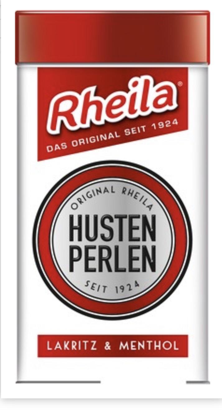 Rheila Hustenperlen Dosen