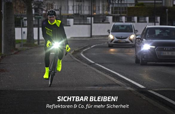 Fahrrad.de - 20% auf Beleuchtung