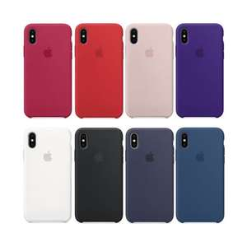 [Lokal Saturn Berlin Köpenick] Original Apple iPhone Leder & Silikone Cases 17€ & Leder Folios 47€