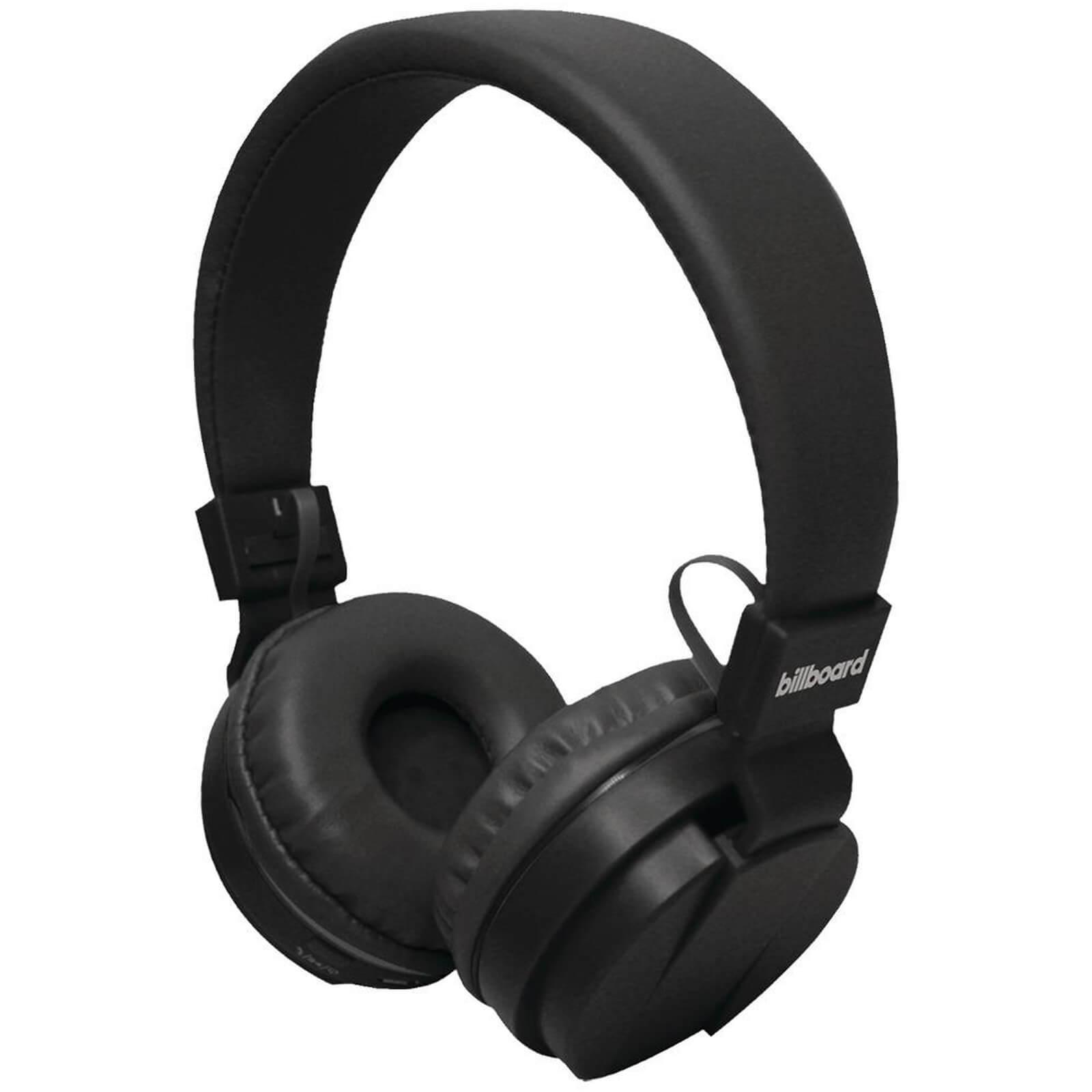 Kabellose Bluetooth Over-ear Kopfhörer Billboard MG509 mit Mikrofon - Schwarz
