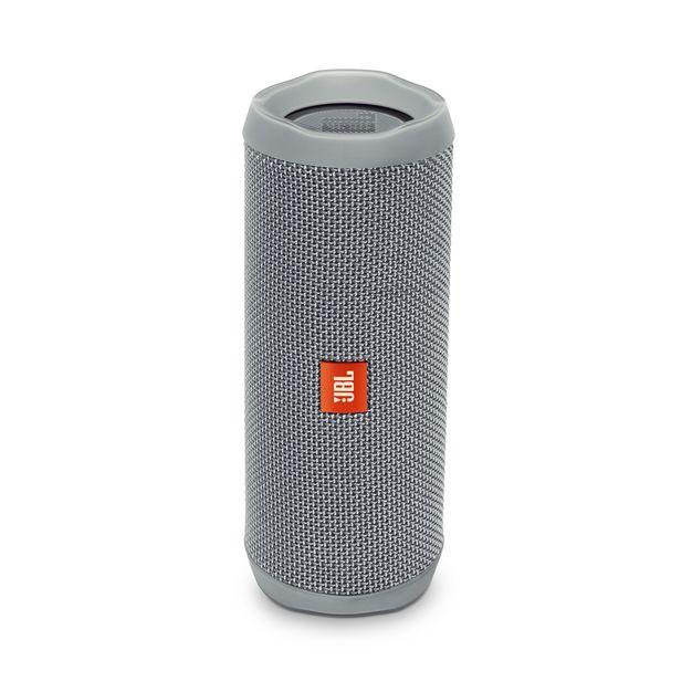 JBL Flip 4 Mobiler Bluetooth Lautsprecher | Generalüberholt in grau, rot, weiß und blau