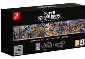 Super Smash Bros. Ultimate Limited Edition - Nintendo Switch für 88€ (Saturn)