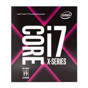 [Amazon Spanien] Intel Core i7-7740X X-Series (LGA 2066, 4.30GHz, Unlocked)