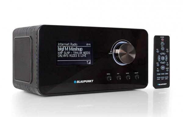 BLAUPUNKT IRD 30 DAB+-Radio Internetradio schwarz oder weiß  *UPDATE*