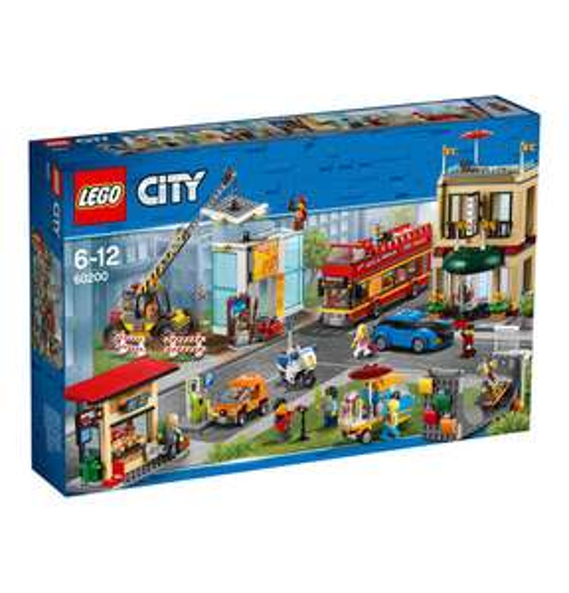 (Galeria Kaufhof) Lego City Hauptstadt (60200) für 83,49€