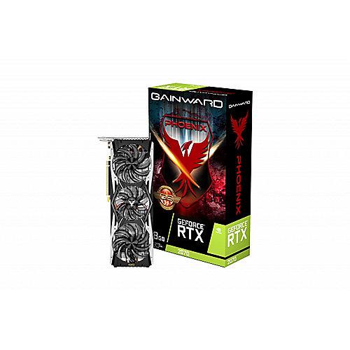Gainward GeForce RTX 2070 Phoenix GS Grafikkarte