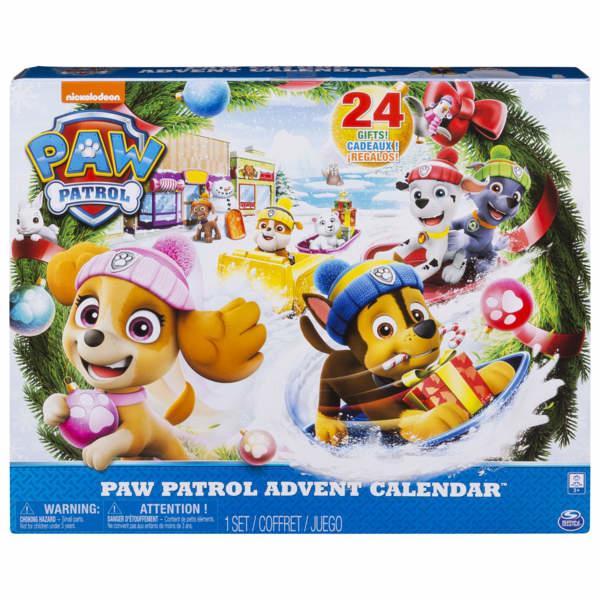 (Idee und Spiel) Adventskalender(2018) Paw Patrol 20€