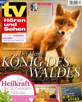"""52 Ausgaben """"tv Hören und Sehen"""" für 114,40€ + 115€ BestChoice Gutschein"""