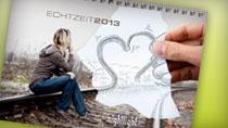 """""""Echtzeit 2013"""" Tisch- und Jahreskalender gratis"""