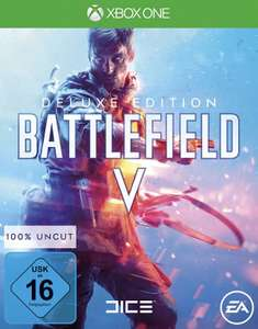 Battlefield V Deluxe Edition [Xbox One]