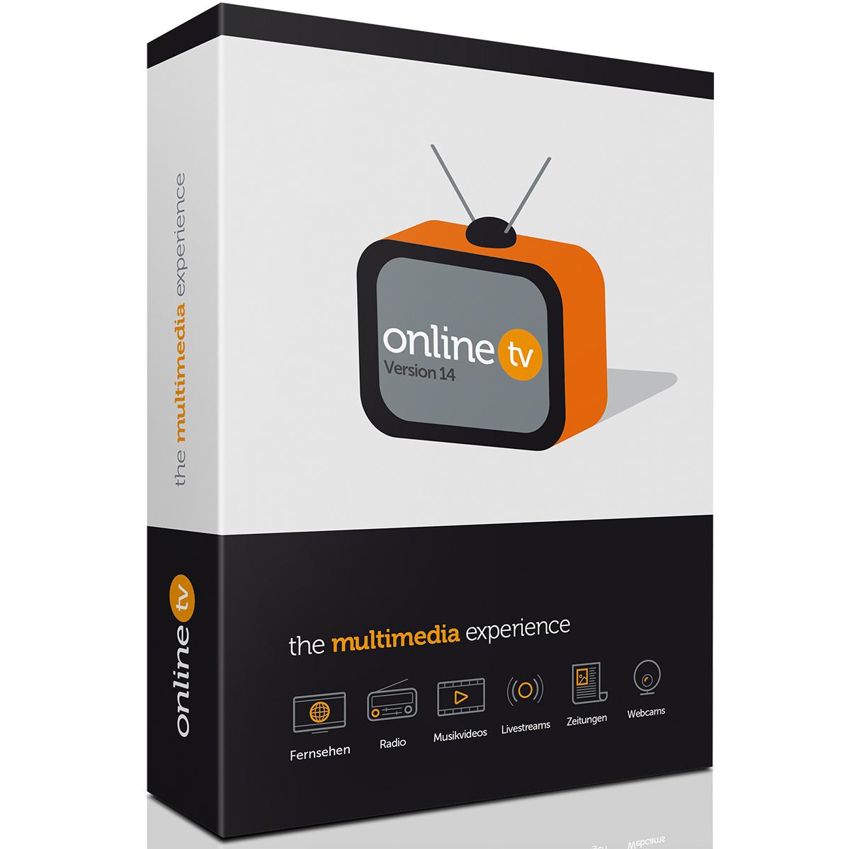 onlineTV 14 - Vollversion