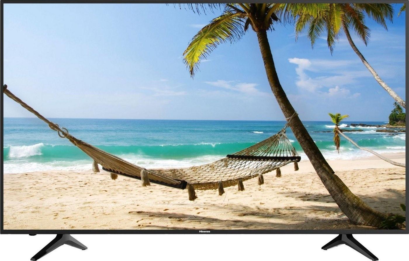 Hisense H50AE6030 50 Zoll UHD LED Fernseher (VA-Panel, Direct LED, 60 Hz, HDR10@8bit+FRC) [eBay Alternate & amazon] [299,70€ möglich ebay]