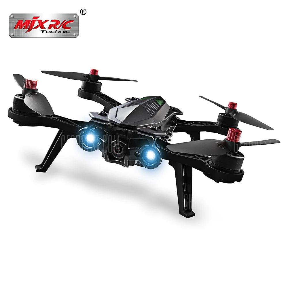 MJX Bugs 6 250mm RC brushless Bürstenloser Quadcopter FPV 5,8G - RTF - SCHWARZ MIT KAMERA ! Drohne