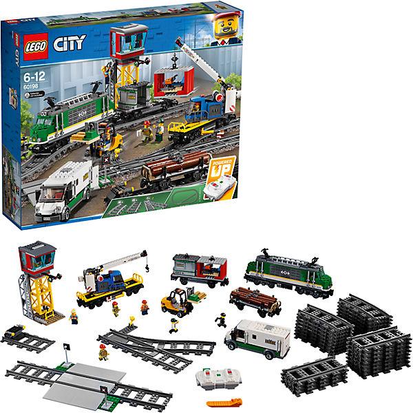 [mytoys+paydirekt] LEGO 60198 City: Güterzug