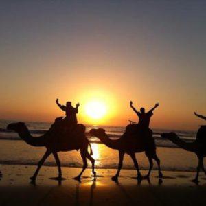 7 Tage Marokko Reise inkl. 3* Hotel & Flüge & Gepäck für 2 Personen für 216,50€