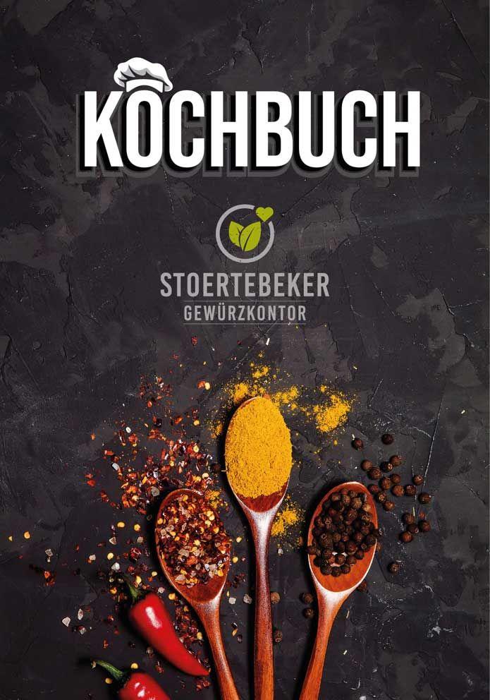 Stoertebeker Gewürzkontor Kochbuch