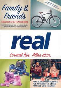 real Family & Friends am 14.12. & 15.12.2018