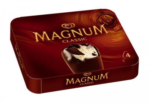 [Offline]EDEKA Langnese Magnum Eis 4-er Pack verschieden Sorten nur 1,79€