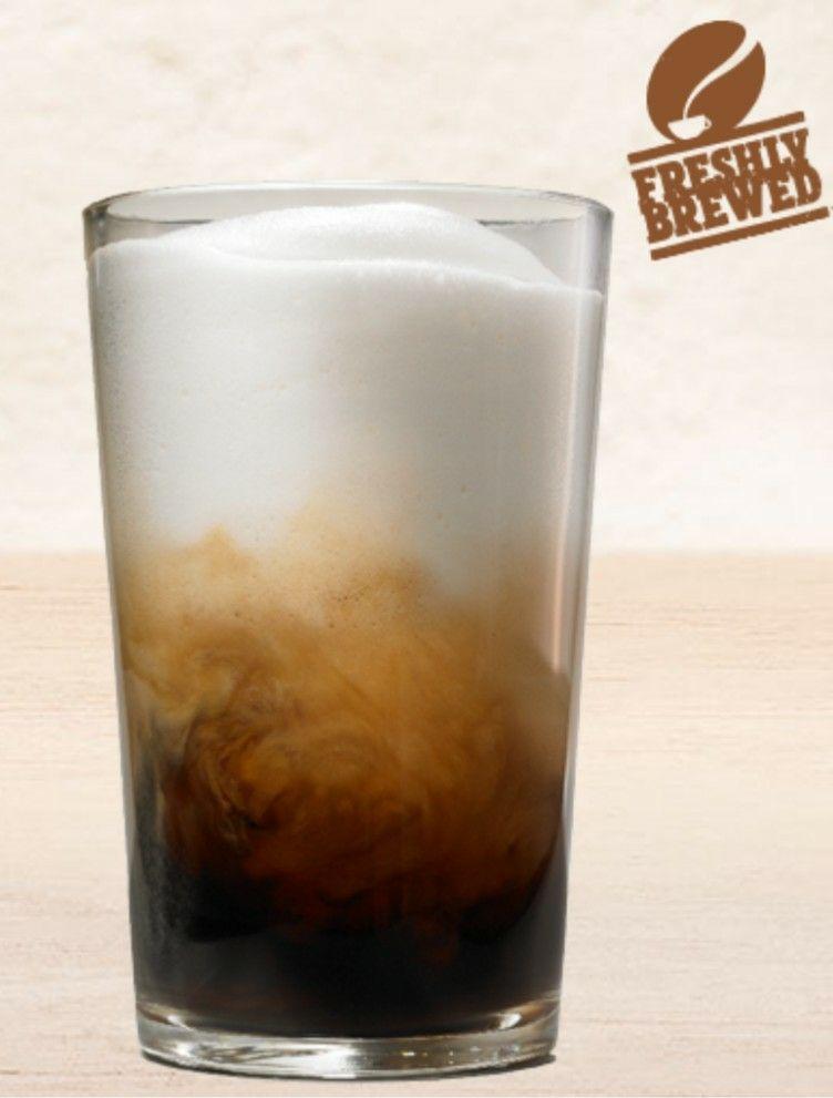 Cappuccino in der Größe Medium via App Coupon bei Burger King