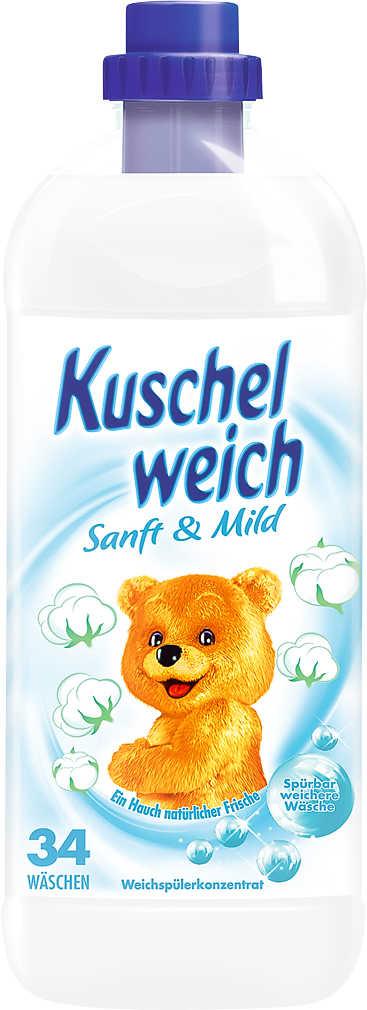 Kaufland Kuschelweich 1l für 0,99 €