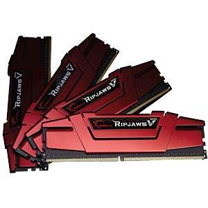 32GB G.Skill RipJaws V DDR4 2400Mhz CL15
