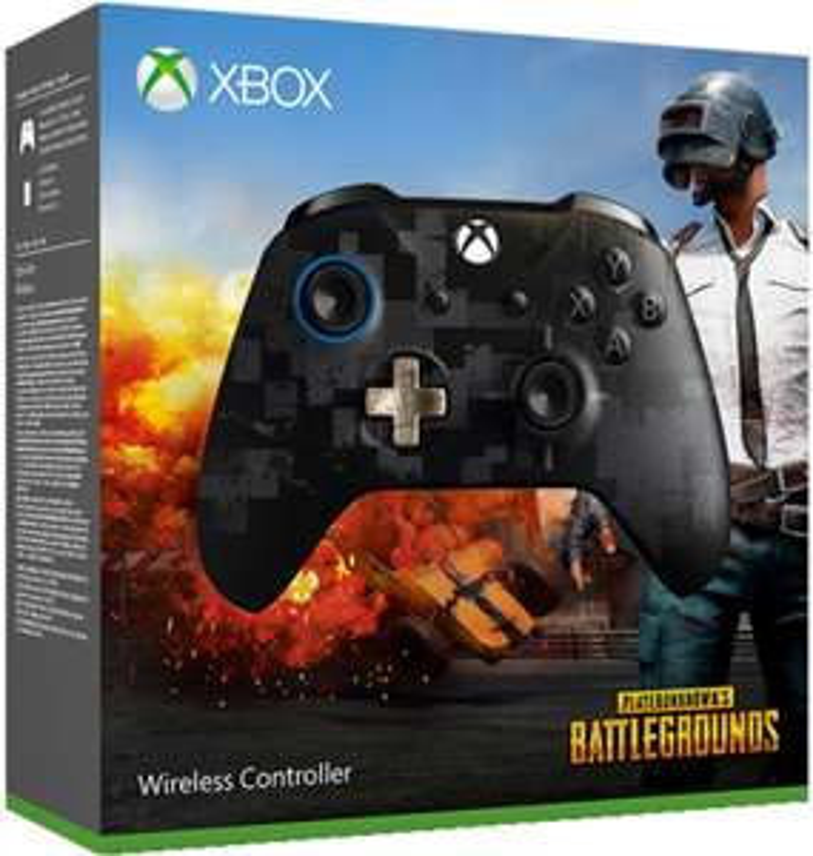 MICROSOFT Xbox Wireless Controller PUBG LE Schwarz Digital-Camouflage für 46€ inkl. Versandkosten mit Paydirekt