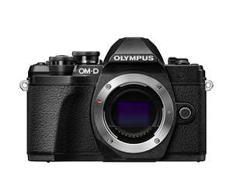 Olympus OM-D E-M10 Mark III Systemkamera + 100€ Cashback