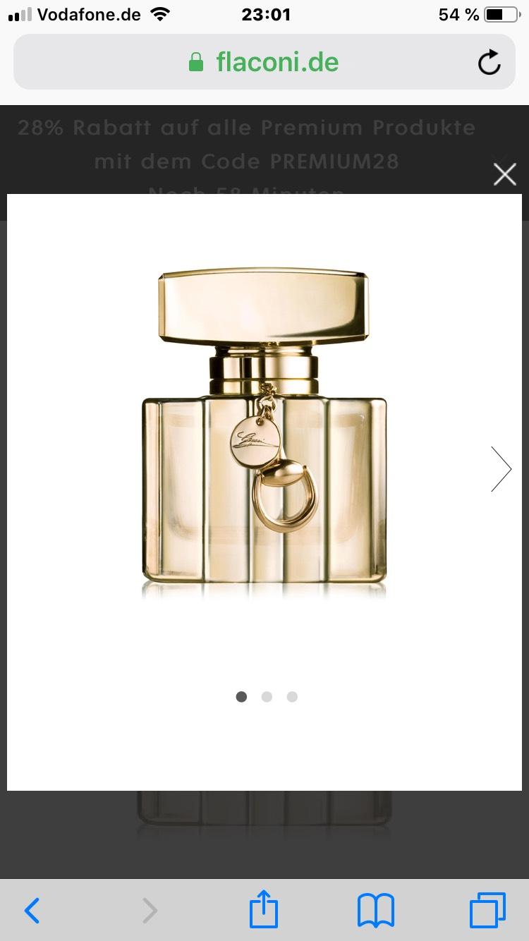 Gucci - Première  Eau de Parfum 75 ml bei Flaconi