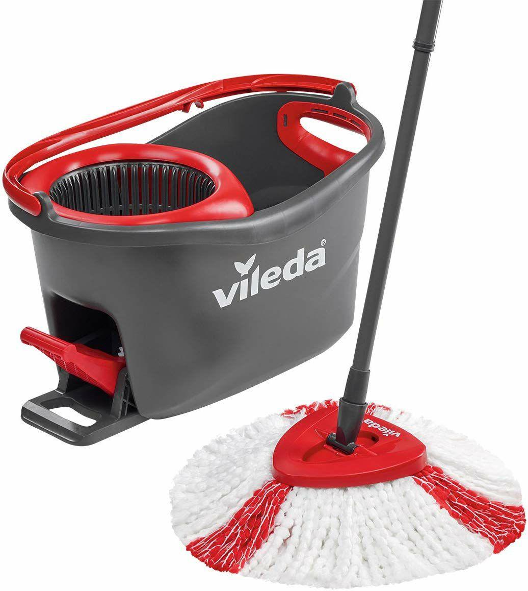 Vileda EasyWring & Clean TURBO Komplett Set (14.99€ mit Cashback) bei (Amazon)
