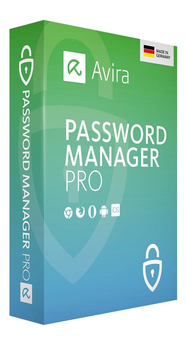 Avira Password Manager Pro - 1 Jahresvision