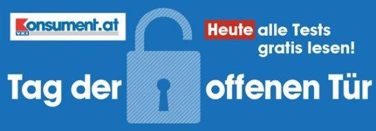 Freebie: Alle Tests von Konsument.at wie Stiftung Warentest