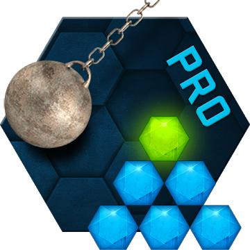 [Google Playstore] Hexasmash Pro - Wrecking Ball Physics Puzzle