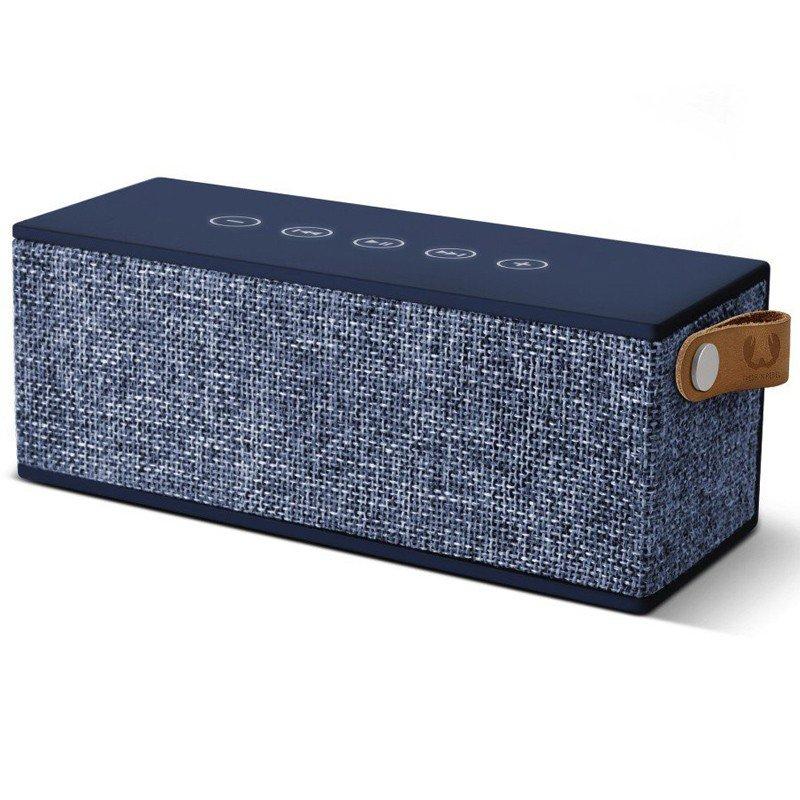Fresh 'n Rebel Rockbox Brick Bluetooth Lautsprecher Fabriq Edition indigo