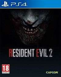 PS4 Resident Evil 2 Remake (PEGI UNCUT) Day One Edition Vorbestellung + 3 Bonusinhalte