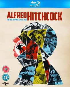 Alfred Hitchcock: The Masterpiece Collection (Box Set) [Blu-ray]