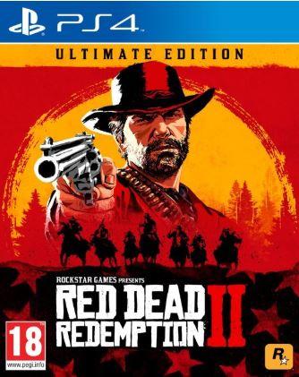 [bol.com] Red Dead Redemption 2 - Ultimate Edition für die PS4 und Xbox One